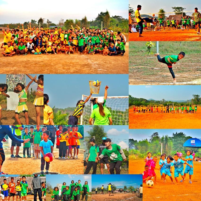 虹の学校 大運動会